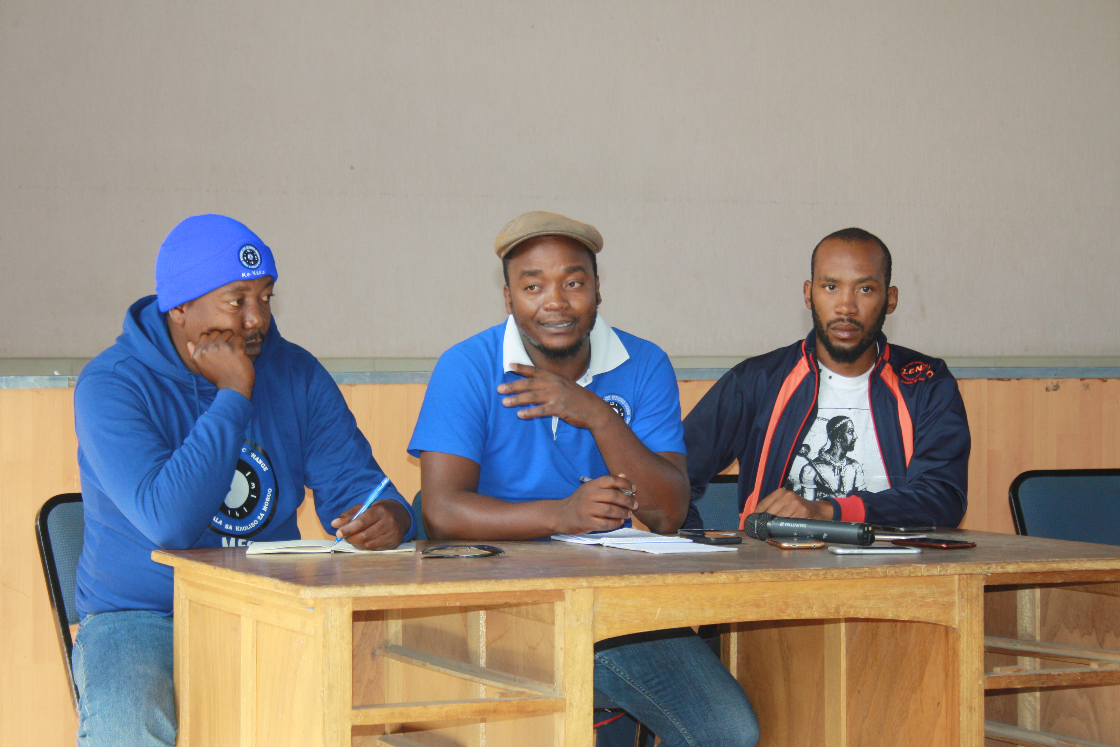 Photo of MEC youth wants Thabane to go