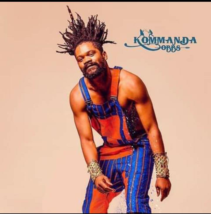 Photo of A SAMA nomination for Kommanda