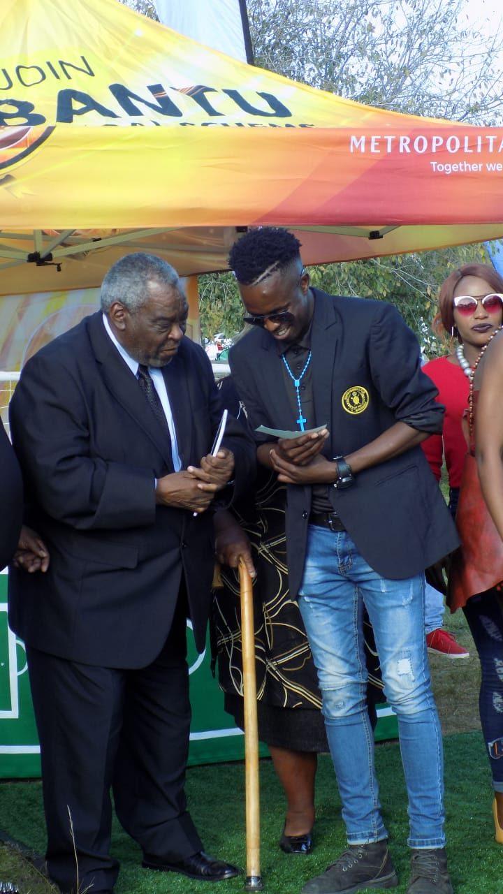 Photo of Lichaba scoops three awards