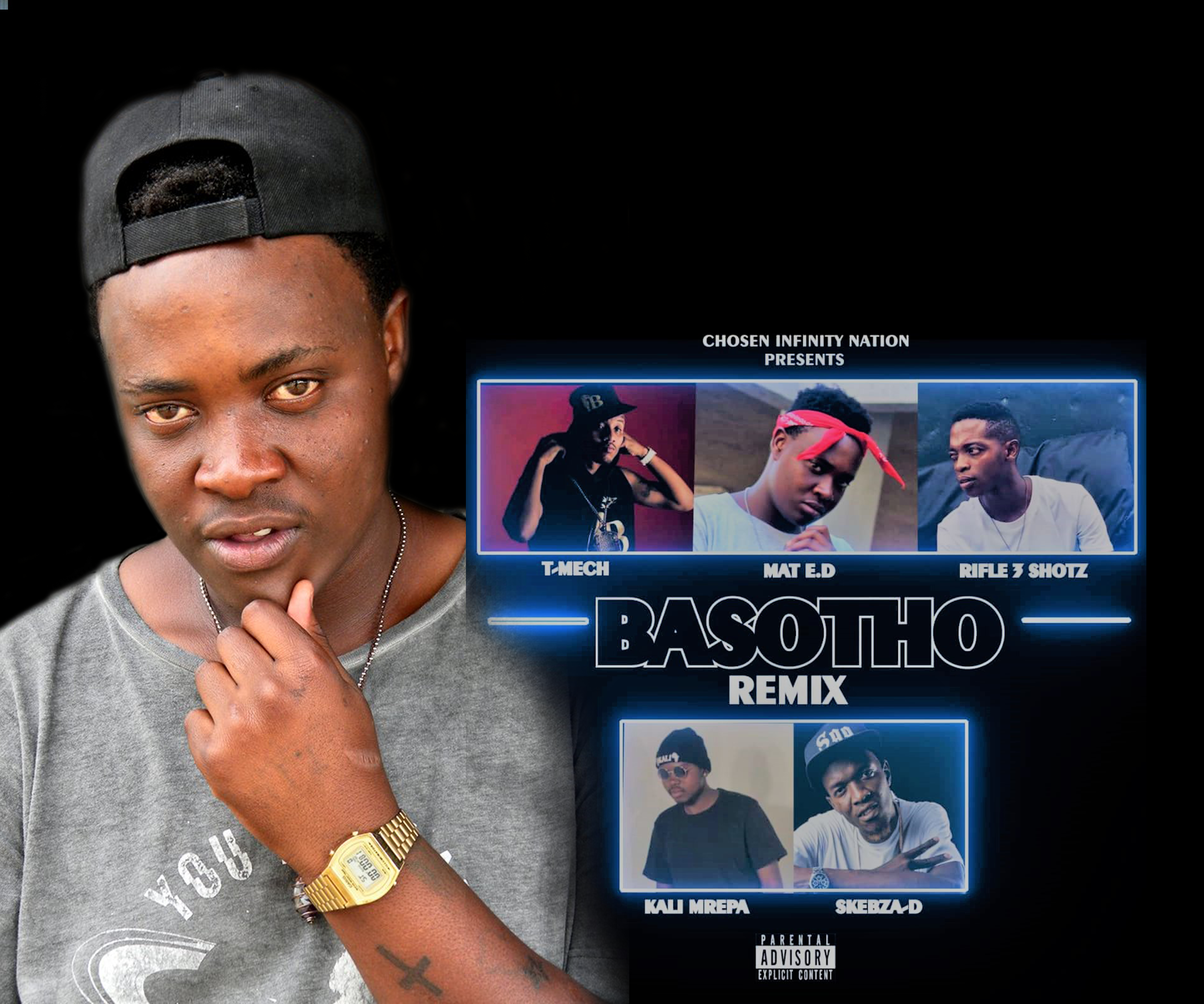 Photo of Mat Ed dedicates one to Basotho