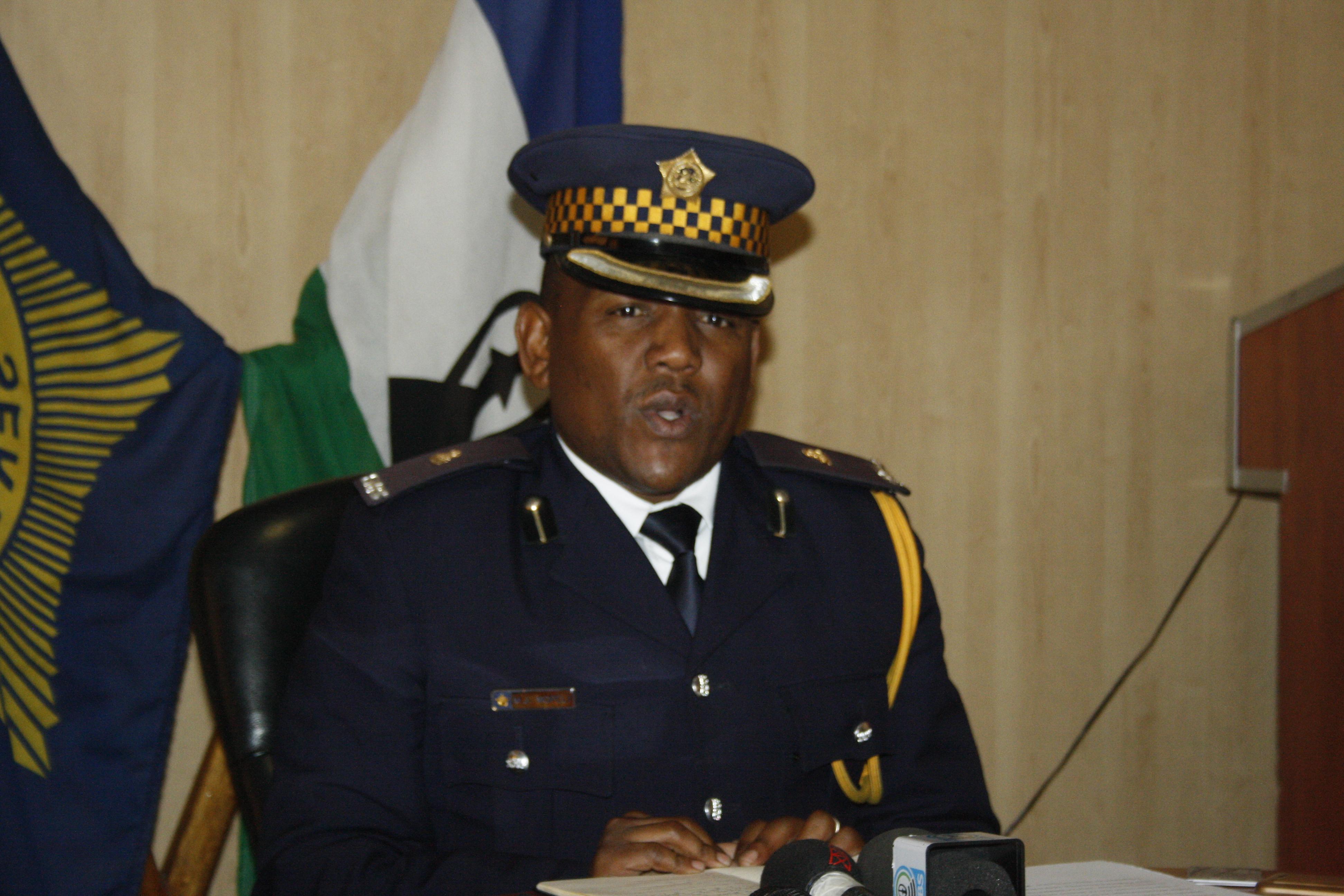 Photo of Sekhaocha nabbed for car theft