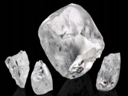 Photo of Close to 100 illegal diamonds recovered