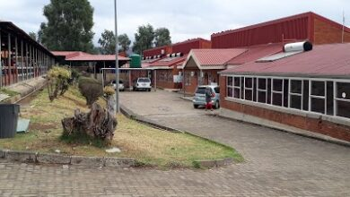 Photo of Botha Bothe Hospital out of Food, Water
