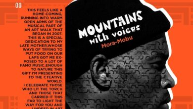 Photo of Review: Mountains with voices by Mora-Mobu