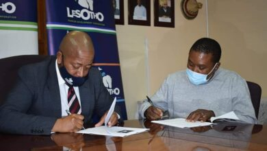 Photo of LTDC, Maletsunyane Ventures and Southern Express