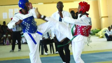 Photo of Taekwondo fails at another election attempt