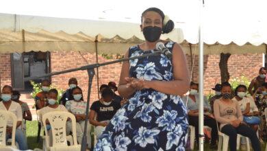 Photo of Mental Health Awareness commemorated